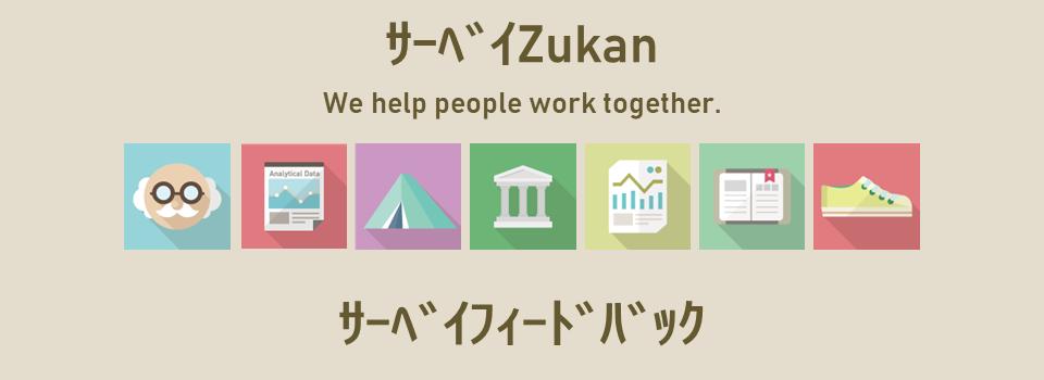 調査実施後にはサーベイフィードバックによる対話を サーベイ Zukan
